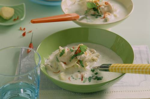 Knorr - Thai-Hühner-Suppe