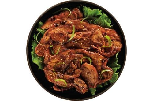 Marinated Korean Pork