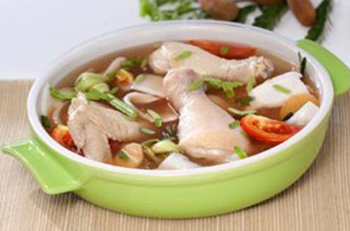 Sinigang Buko at Manok Recipe