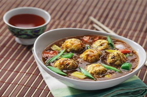 Knorr Manchurian