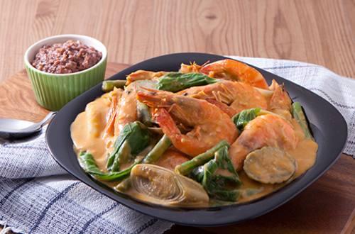 Kare Kareng Hipon Recipe