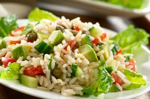 Refreshing Rice Salad