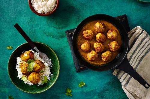 Satay Meatballs