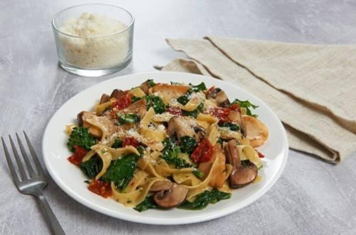 Chicken & Broccoli Rabe