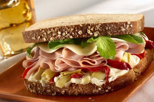 Easy Hot Ham Sandwich Recipe For Dinner