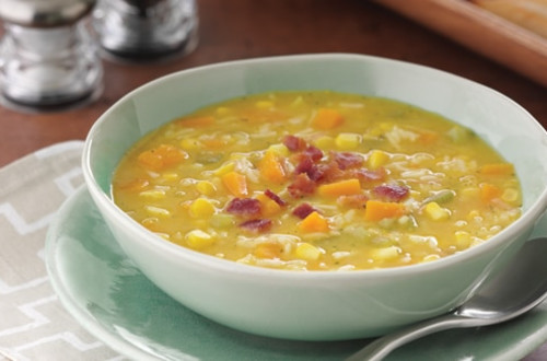 Autumn Corn Chowder