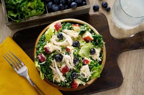 Ensalada de Pollo y Kale