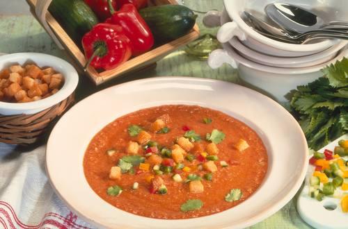 Knorr - Venezianische Gemüsesuppe