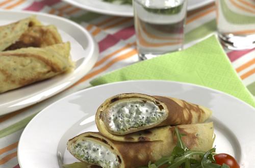 Westschweizer Broccoli-Crespelle