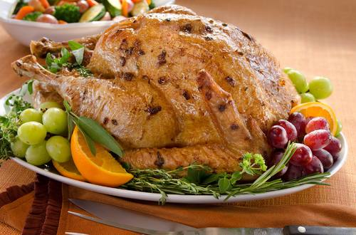 Super Moist Roasted Turkey Recipe
