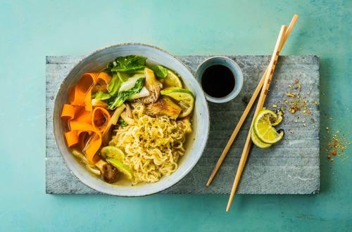 Knorr - Ramen Suppe