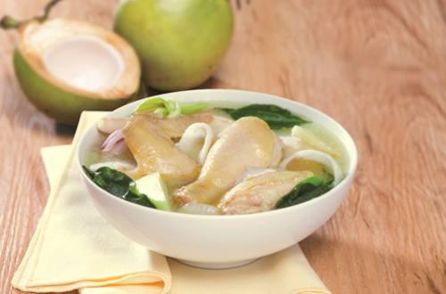 Chicken Binakol Recipe