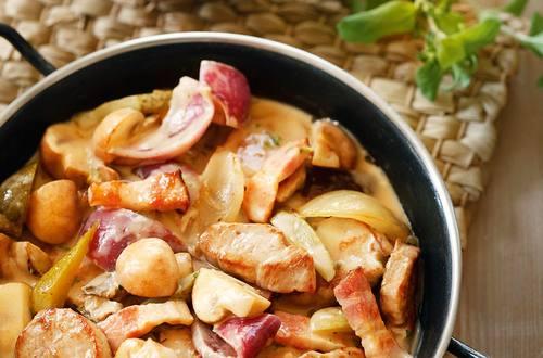 Knorr - Herbstliches Schweinsfilet