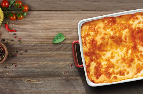 Naturally Tasty Lasagne