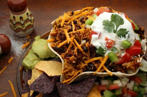 Easy Mexican Meal
