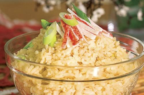 Tasty Aligue Rice Recipe