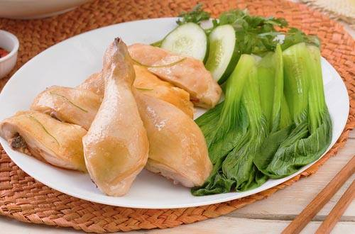 Nasi Ayam Hainan Singapore
