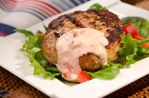 Tasty turkey burger recipe hellmanns us tasty turkey burger recipe forumfinder Gallery