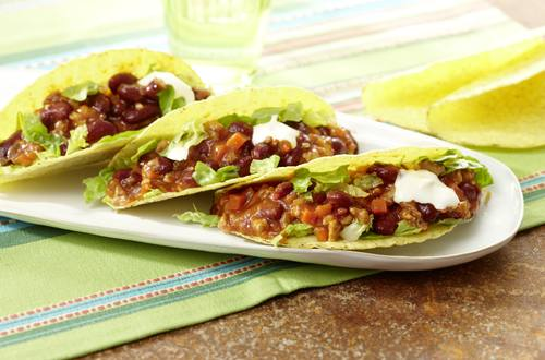 Knorr - Tacos Bolognese