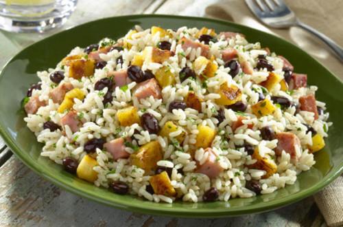 Cuban-Style Rice & Beans