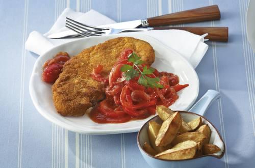 Knorr - Paprikaschnitzel