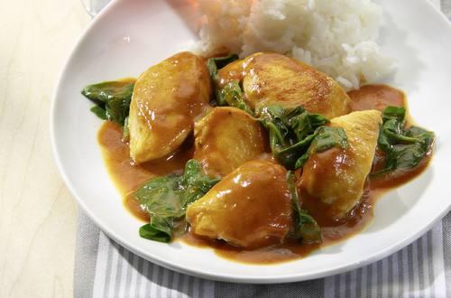 Knorr - Hähnchen-Tomaten-Curry