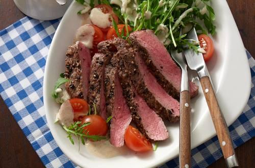 Knorr - Pfeffersteak-Salat