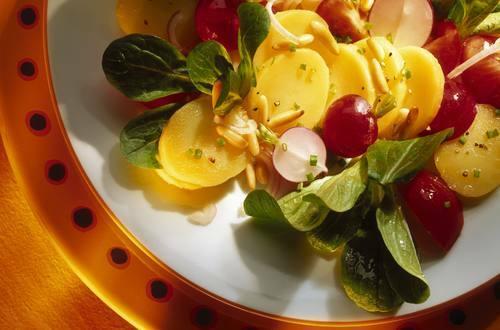 Knorr - Kartoffelsalat mit Radieschen