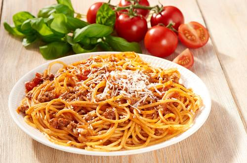 Authentic Spaghetti Bolognese