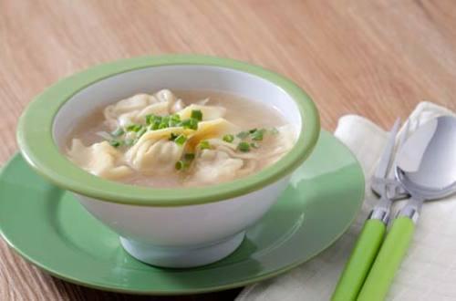 Sinampalukang Molo Recipe