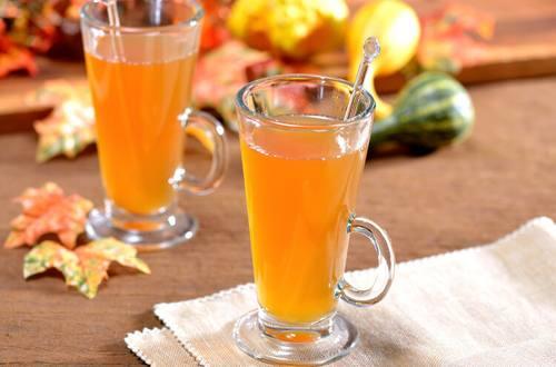 Autumn Apple Tea