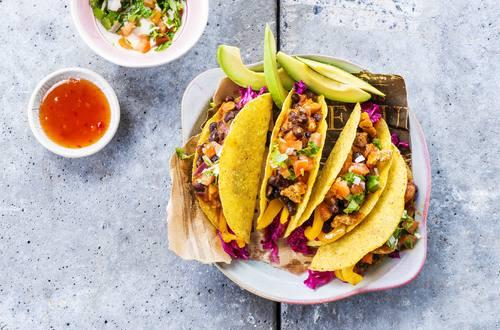Knorr - Vegane Tacos