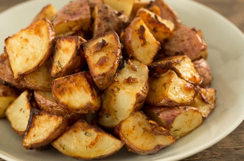 Knorr French Onion-Roasted Potatoes