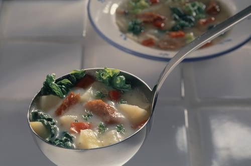 Knorr - Kartoffeltopf mit Wirsing