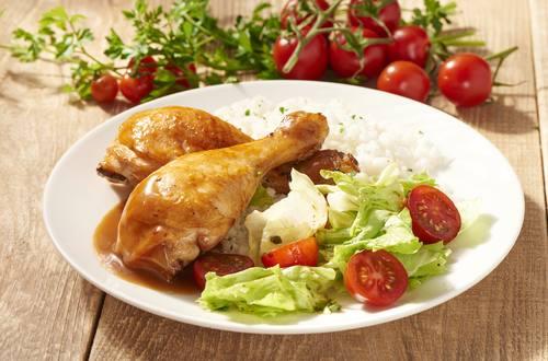 Knorr - Knusprige Hähnchenschenkel