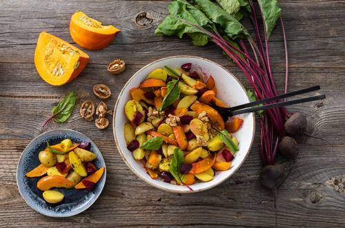 Knorr - Herbstlicher Kartoffelsalat