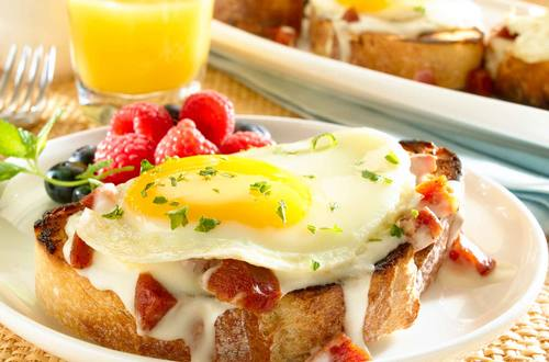Mexican Croque Madame