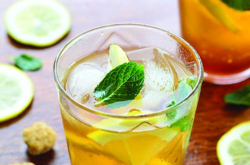 Lipton Lemon Mint Tea