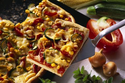 Knorr - Pizza verdure (Gemüsepizza)
