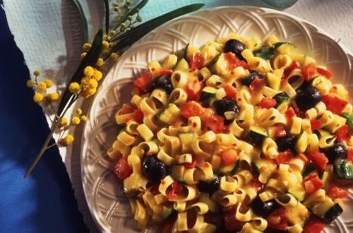 Noodle & Vegetable Skillet Dinner