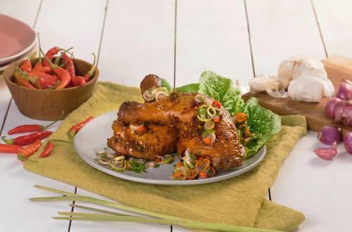 Ayam panggang sereh cabe rawit