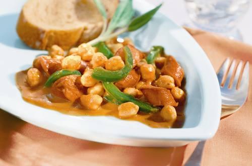 Knorr - Chili-Würstchen-Pfanne