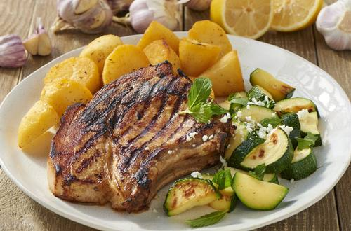 Knorr - Gegrilltes Steak