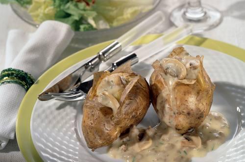 Ofenkartoffeln