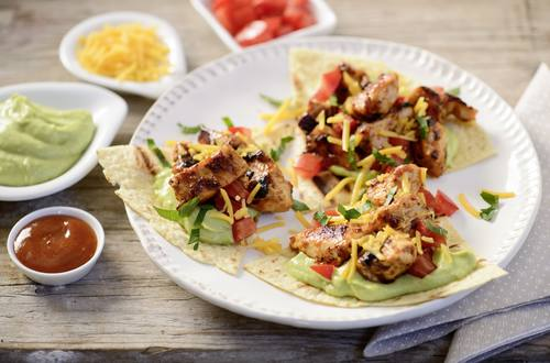 Knorr - Feurige Chicken Tortillas