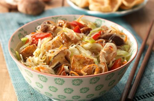 Knorr - Wok-Gemüse mit Tofu