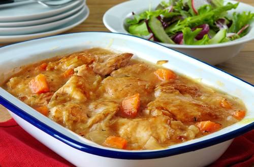 Classic Chicken Casserole