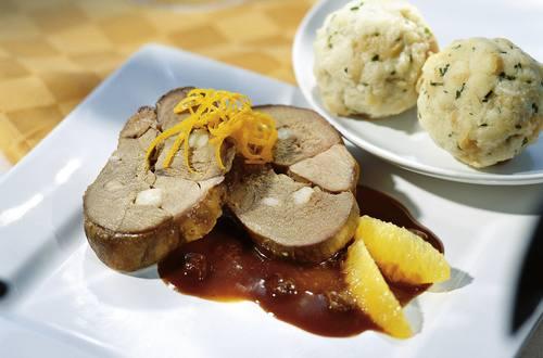 Knorr - Reh mit Rotweinsauce