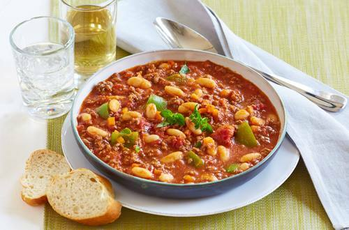 Knorr - Chili con Carne mit Baked Beans