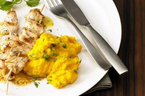 Stocki carottes et curry